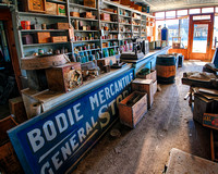 General Mercantile,  Boone Store & Warehouse, Bodie, California