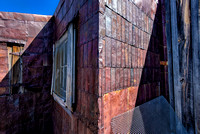 Metal Siding, Metzger House, Bodie, California