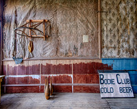Cold Beer, Odd Fellows Hall, Bodie, California