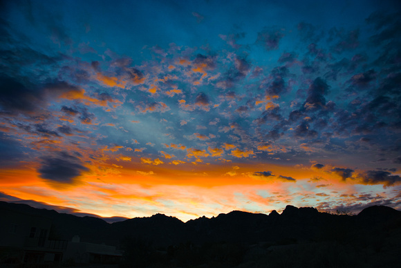 Sunrise, Oro Valley, Arizona