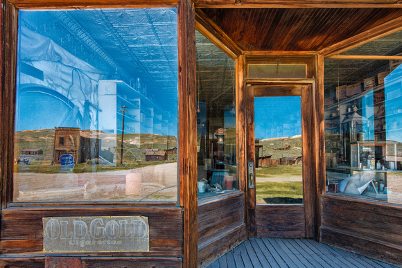 Bodie Framed, Boone Store & Warehouse, Bodie, California