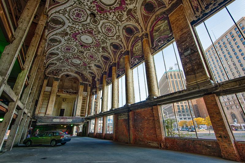 Warren Weinstein | Abandoned Places | Michigan Theater
